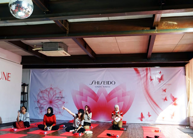 Beauty Brings Out The Strength Within, Shiseido Ultimune 2.0