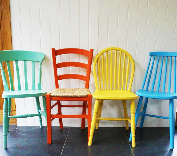 A Guide To Mismatched Dining Chairs http://www.archieandtherug.com/