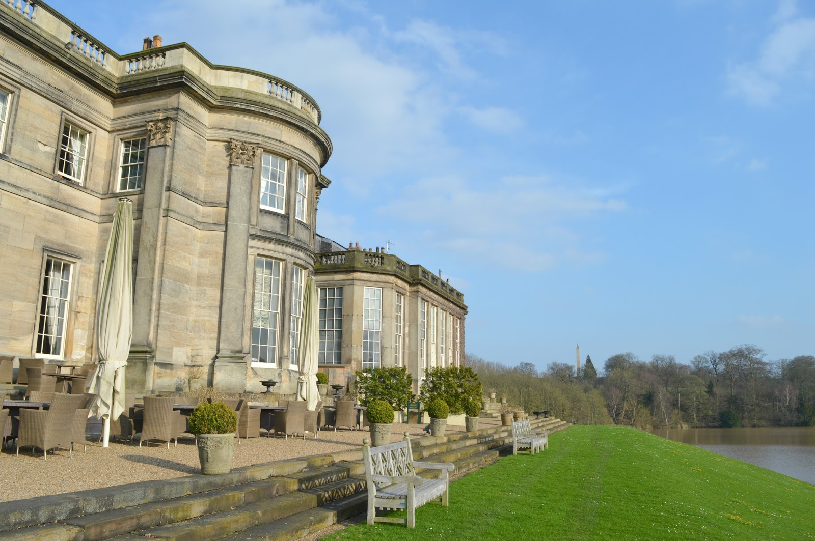 Wynyard Hall Hotel and Spa - A Luxury Staycation