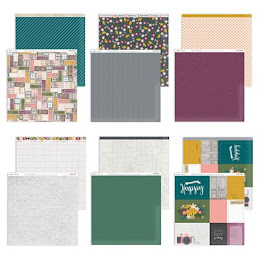 AUGUST Featured Paper Pack