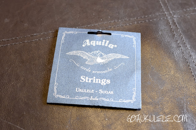 Aquila Sugar Ukulele Strings
