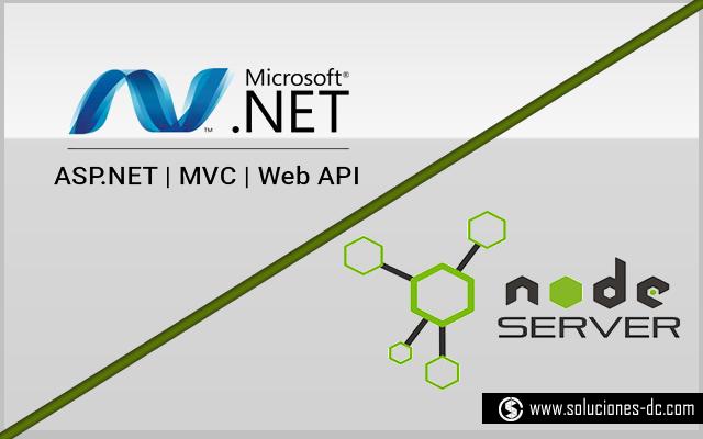 NodeJs vs Asp.NET