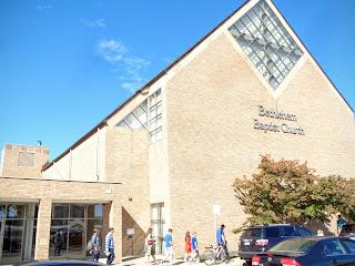 Bethlehem Baptist Church, Minneapolis, Minnesota