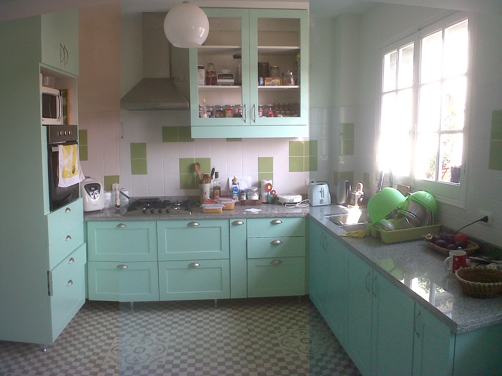Cocinas con dise o vintagel casa dise o - Cocinas retro vintage ...