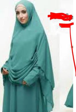 model baju muslimah syar'i