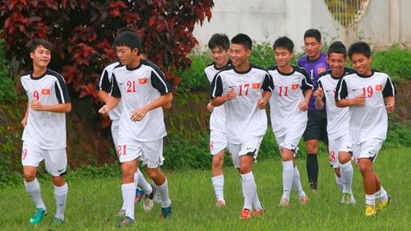U19 Việt Nam đã sẵn sàng bước vào tranh tài cùng U19 Roma, Tottenham và Nhật Bản.