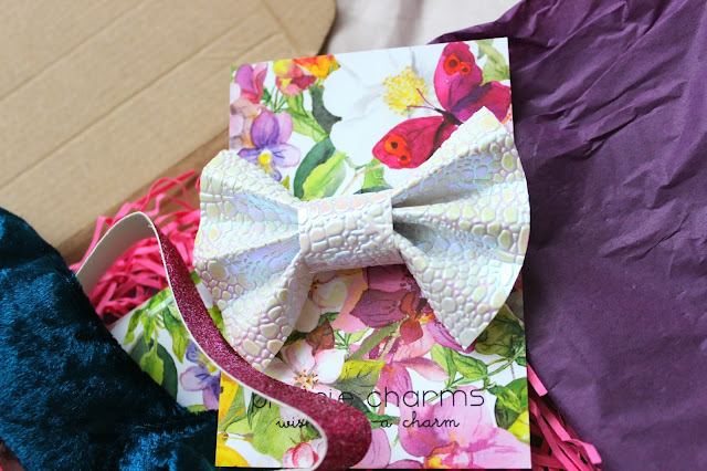 Prairie Charms Pizzazz Enchanted Edition Monthly Subscription Box DIY