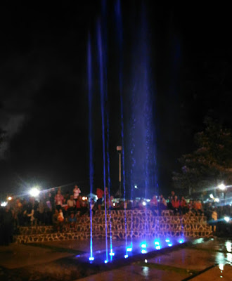 Perayaan Pergantian Tahun Di Pacitan Meriah