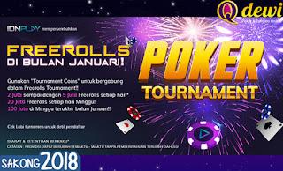 Agen Judi Turnamen Poker Online Terpercaya