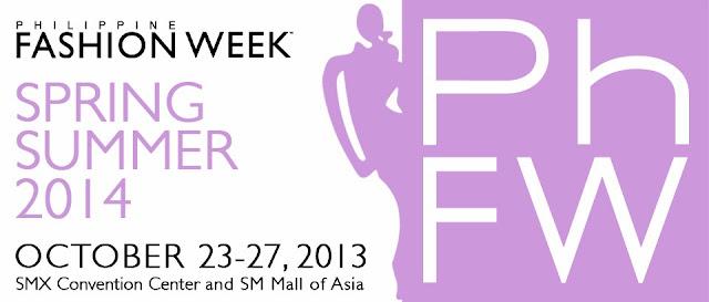 Philippine Fashion Week S/S '14 Designer Show