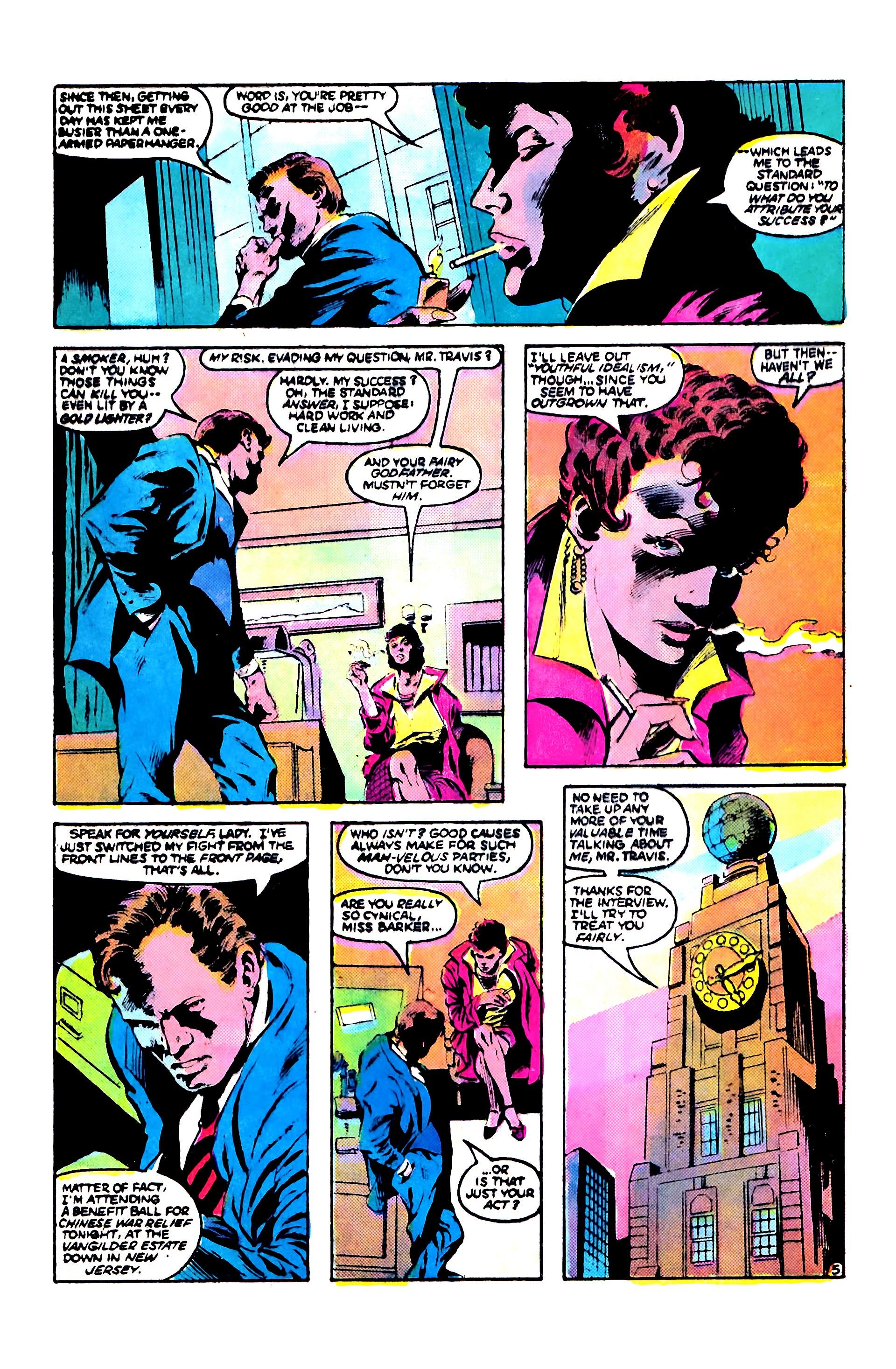 Read online Secret Origins (1986) comic -  Issue #5 - 9