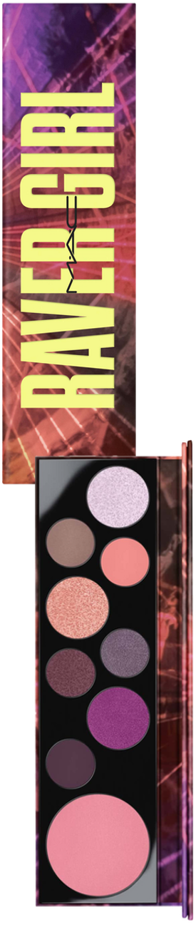 M·A·C Girls Raver Girl Palette