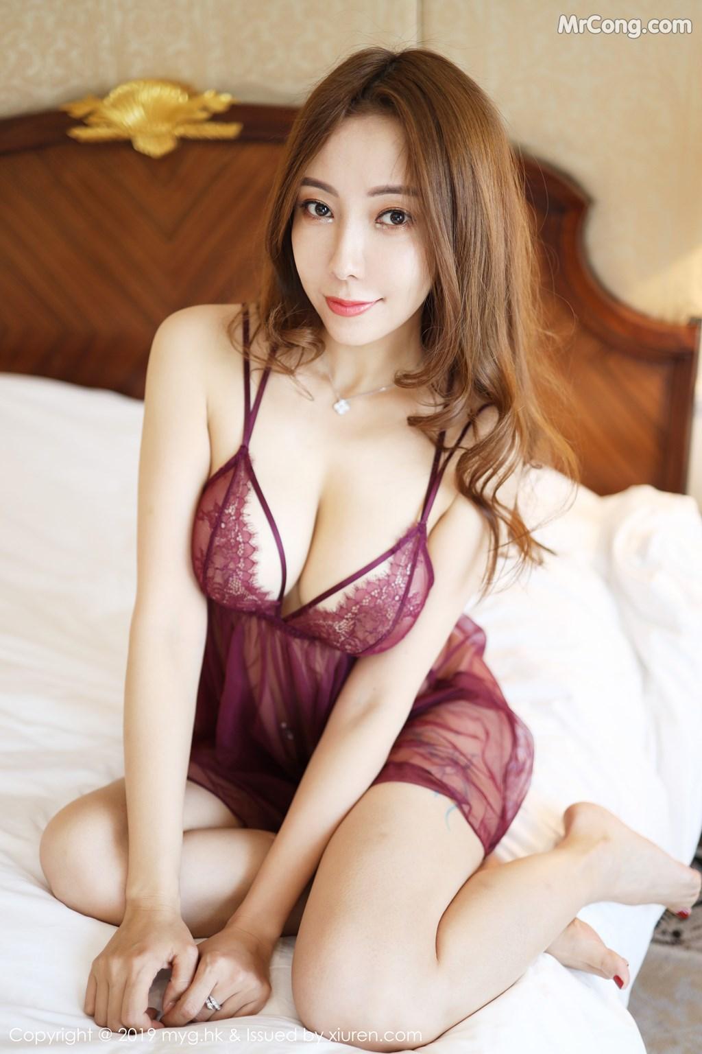 Image MyGirl-Vol.352-Victoria-Guo-Er-MrCong.com-008 in post MyGirl Vol.352: Victoria (果儿) (40 ảnh)