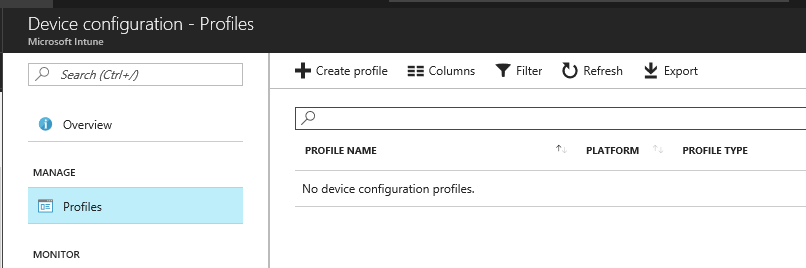 Gerry Hampson Device Management: My experience with Windows 10