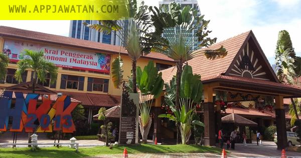 Jawatan Kosong kerajaan di Perbadanan Kemajuan Kraftangan Malaysia
