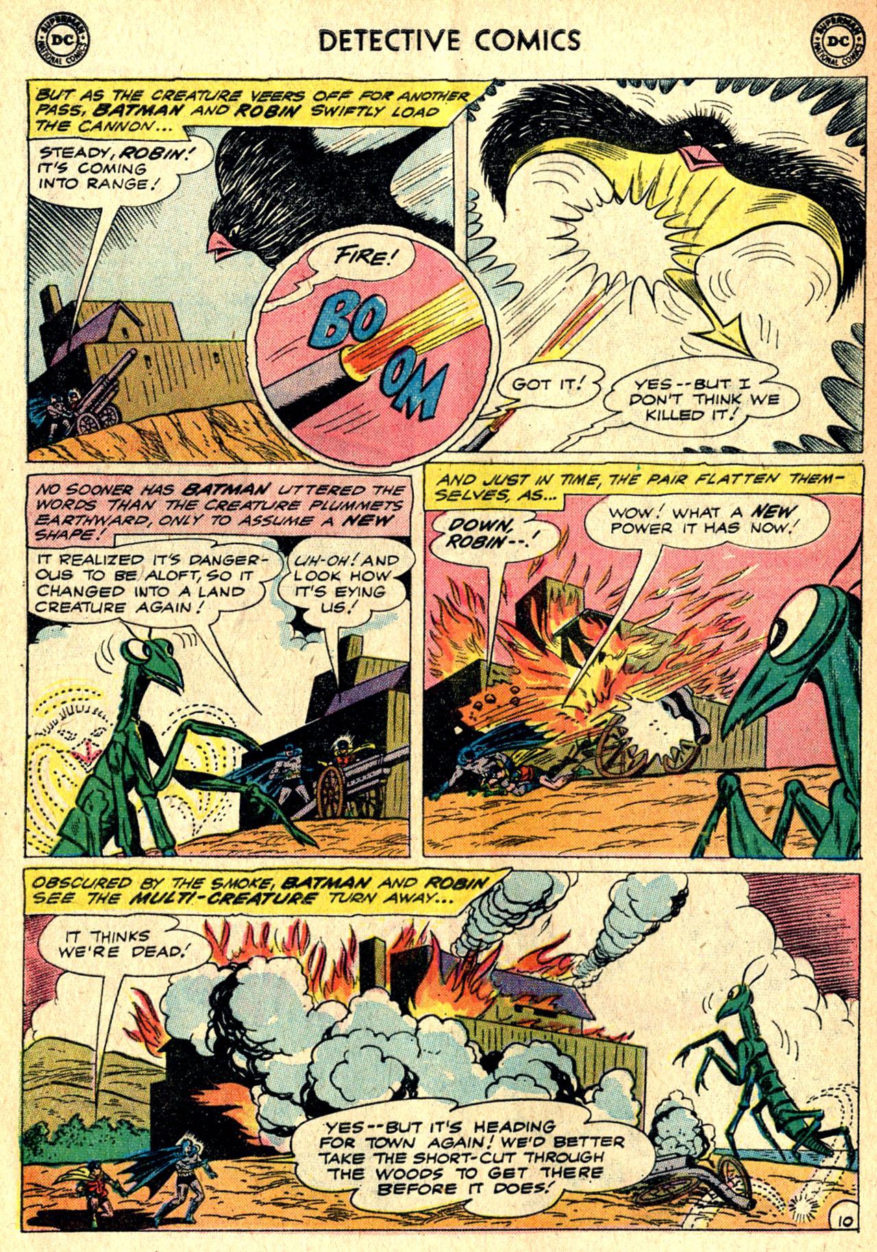 Detective Comics (1937) 288 Page 11