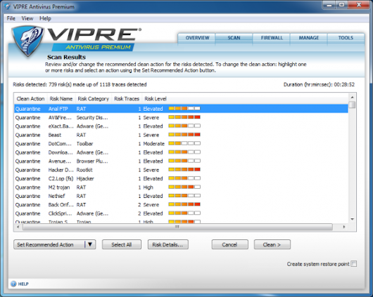 VIPRE Antivirus Premium 2015 v8.2.0.59 Full Activated + Crack ~ Cracktodays
