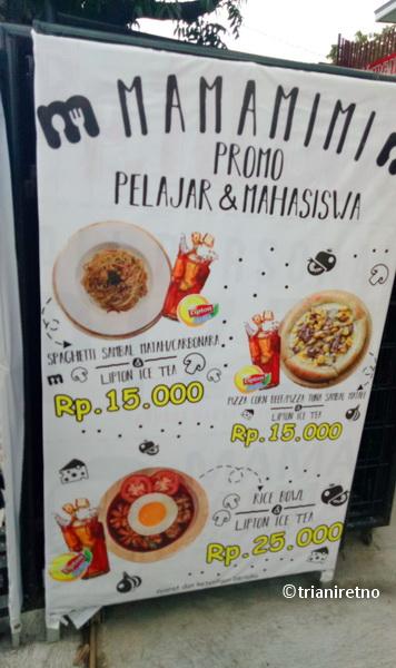 MamaMimi Resto Mungil di Bandung Timur