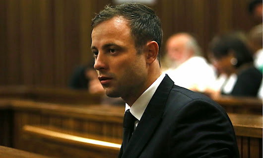 pistorius trial Pretoria, south africa -- oscar pistorius was accused of making a sinister remark to a friend of reeva steenkamp in the courtroom tuesday during a break at his murder trial pistorius denied the.