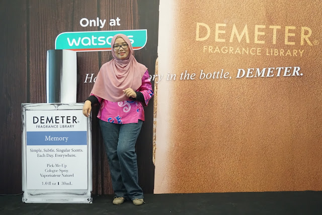Demeter Fragrance Library Kini Di Watsons Malaysia