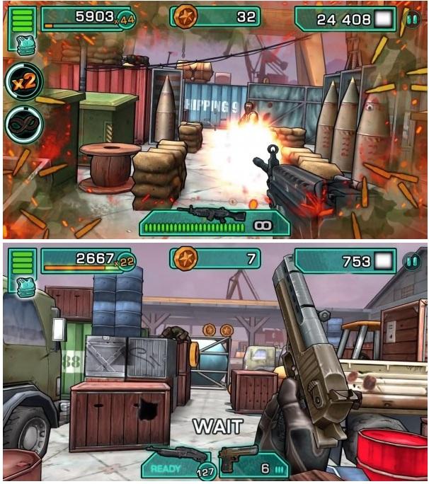 Major Gun Endless Shooter V3.7.7 Apk MOD (Infinite Coins)