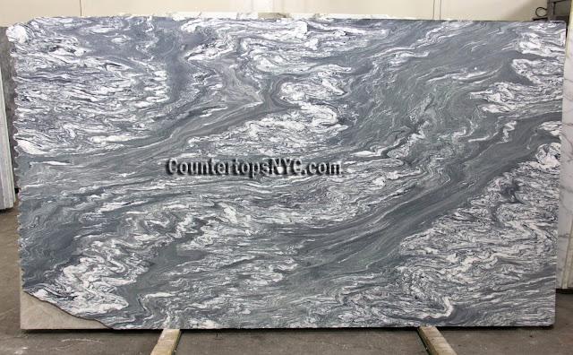 Cipollino Polished Marble slab NYC 2cm