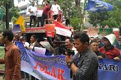 Ratusan Nelayan Gugat DKI Ke Pengadilan Negeri Jakpus