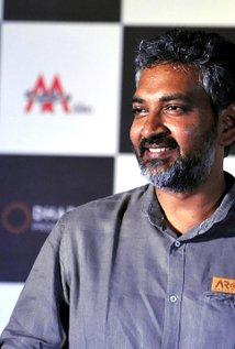 S.S. Rajamouli. Director of Bahubali: The Beginning