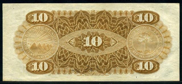 10 Pesos banknote