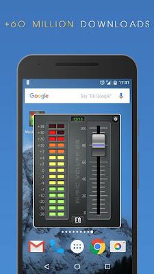 برنامج رفع مستوى الصوت على هواتف الاندرويد