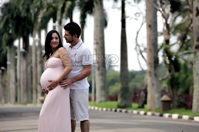 fotografia de gravida externa