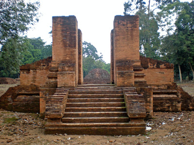 Temple of Muaro Jambi - http://www.traveltojambi.com