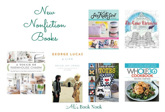 new inspiring nonfiction books published December 6th
