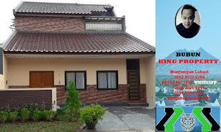 Rp.2 Milyar Dijual Rumah Baru Kontur Tanah datar Di Andalusia Sentul City (code:273)