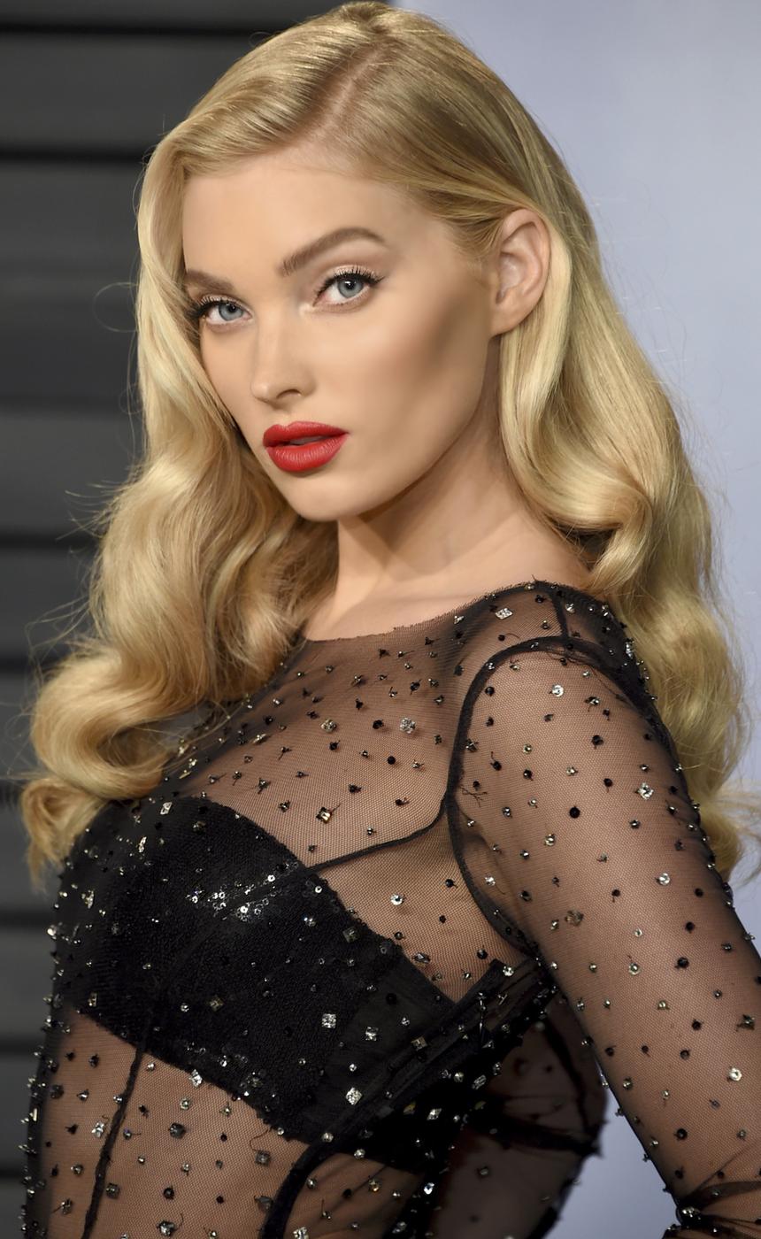 Elsa Hosk 2018 Vanity Fair Oscar Party