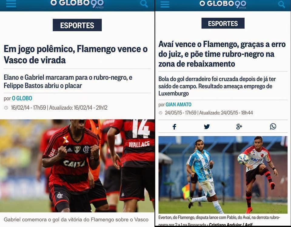 Avaí venceu Flamengo de forma honesta db3b2444fea47