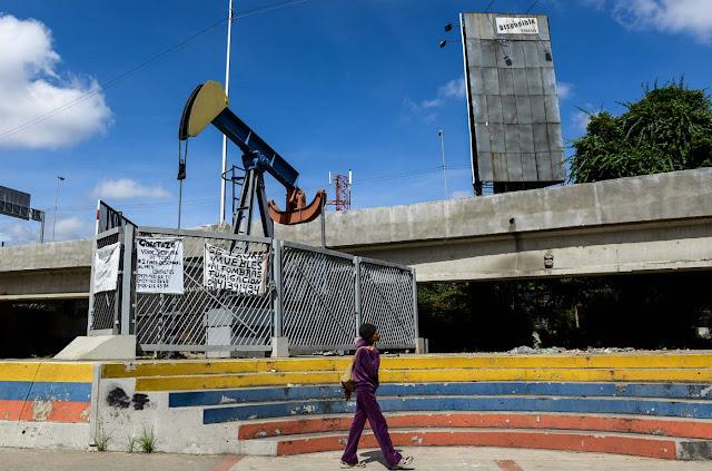 Las refinerías venezolanas al borde del colapso
