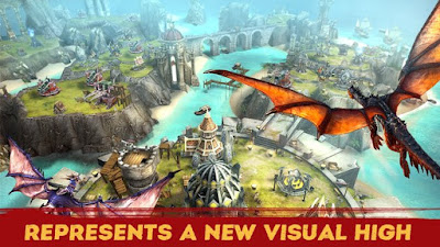 Download War Dragon : Army Of Fire v2.12.0 Apk Screenshot 4