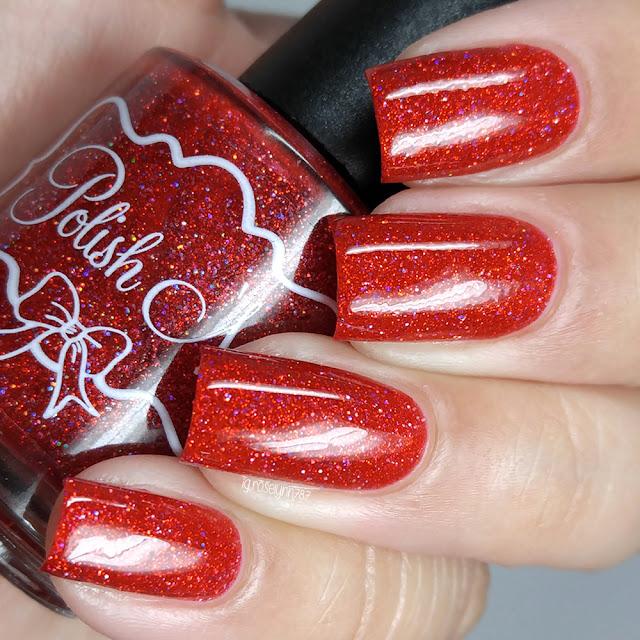 Polish'M - Here Comes Santa Claus
