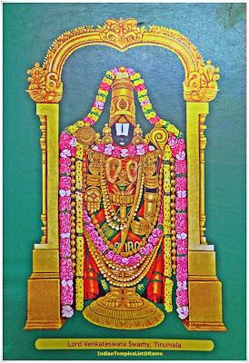 Lord Venkateswara Swamy - Tirumala