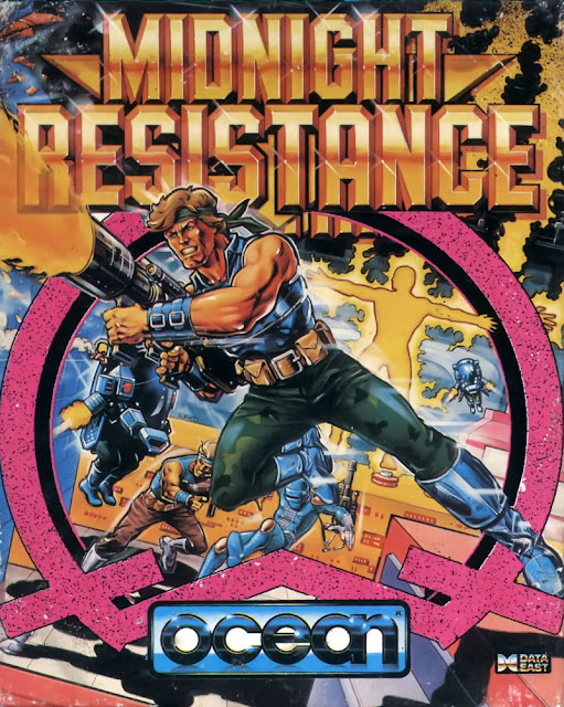 Midnight Resistance - Bob Wakelin