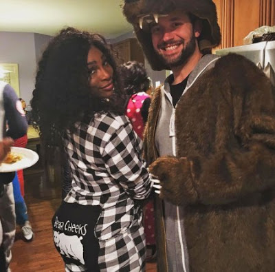 Serena Williams is engaged to billionaire Co-founder of Reddit, Alexis Ohanian