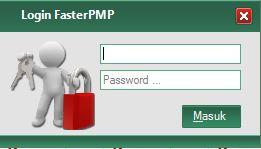 Cara menggunakan Faster PMP