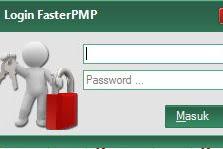 Cara Menggunakan Faster PMP , Cara Cepat mengisi Kuisioner PMP 2018.05