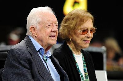 Jimmy Carter avunja rekodi ya George H. W Bush