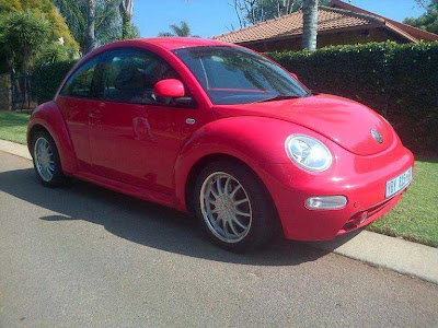 2001 vw beetle 2.0 highline, very low mileage!!