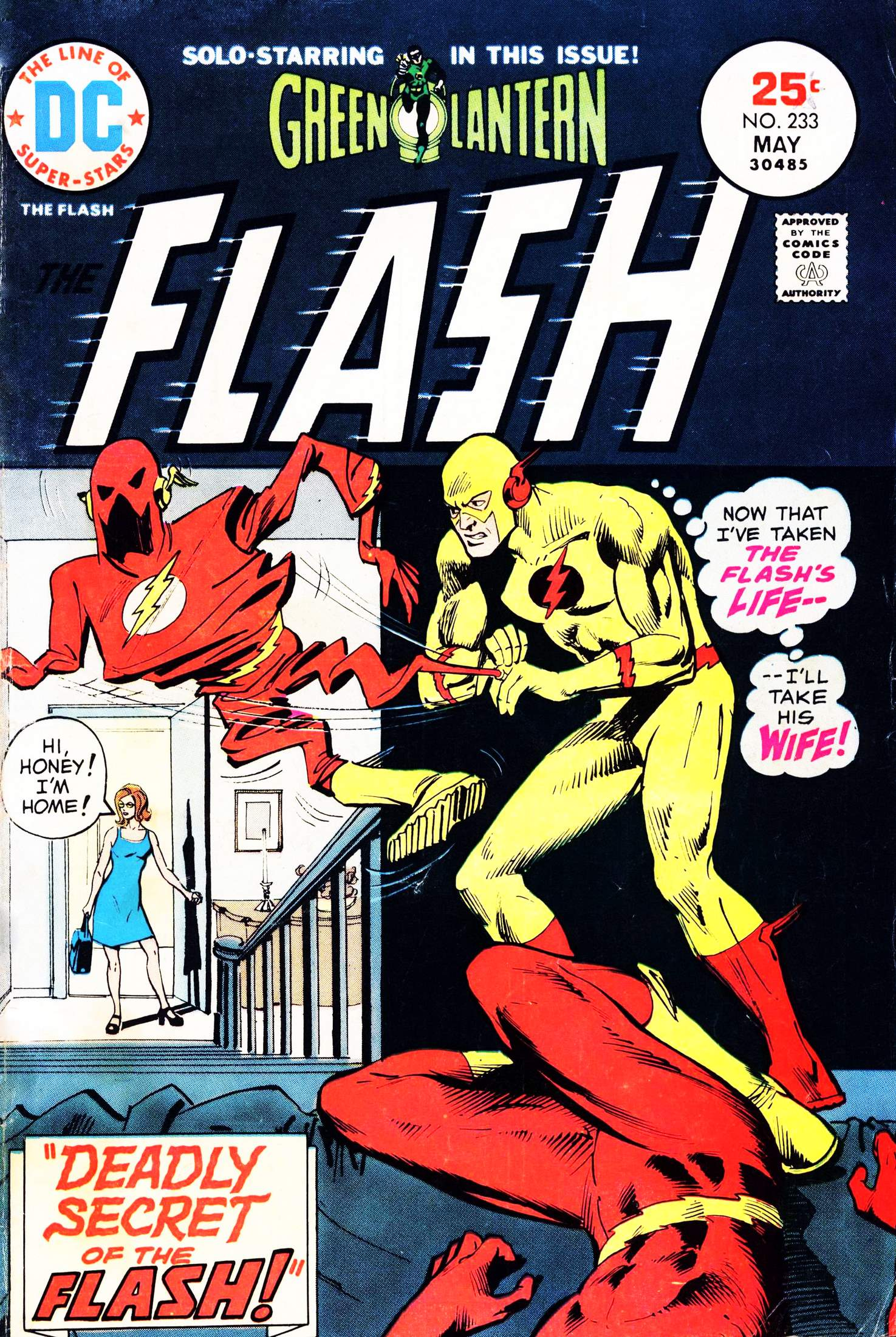 The Flash (1959) 233 Page 1