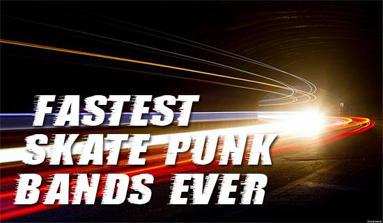 Fastest Skate Punk Bands Ever Vol 1: Downshift