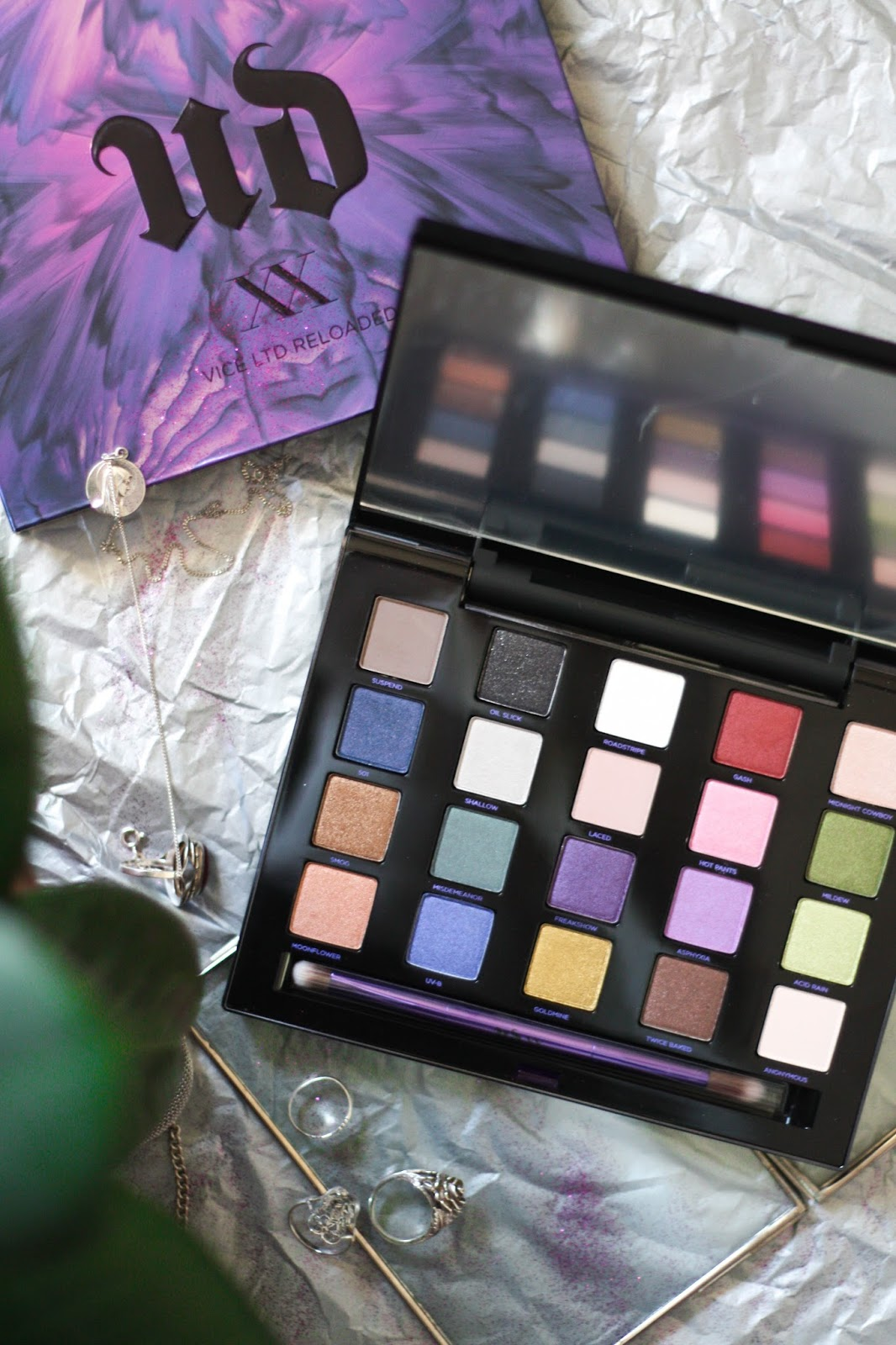 Win the Urban Decay XX Vice Ltd Reloaded Palette!