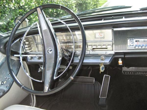 1964 Chrysler Crown Imperial Convertible Auto Restorationice